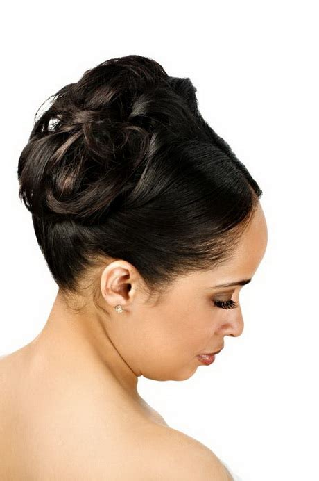 Updo Hairstyles For Black Wedding black wedding hairstyles updos