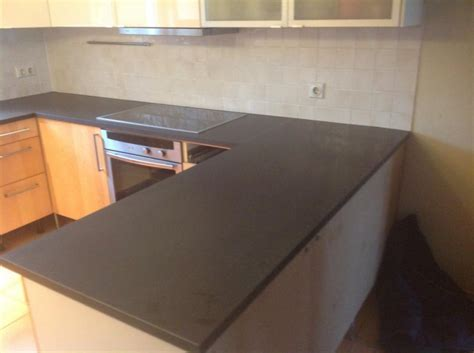 Arbeitsplatte Aus Granit by D 252 Sseldorf Nero Black Granit Arbeitsplatte