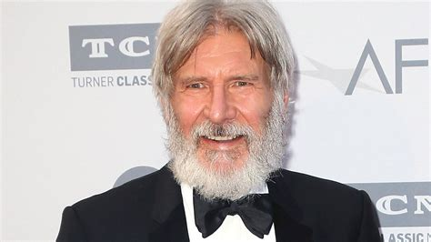 Harrison Ford by Harrison Ford Birthday Joked About Studio Exec Who
