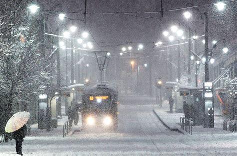city snow jerusalem of white israel21c