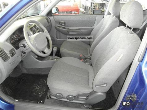 hyundai accent  gs automatic climate alu car