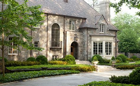 classic garden for a classic house greystone by howard