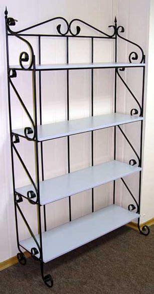 iron shelves mas design wrought iron decor steel