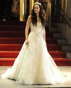 Blair waldorf39s wedding dress more enviable fictional for Blair wedding dress