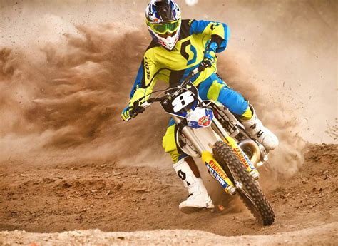 motocross racing husky mx nats team launched