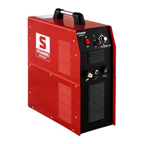 dispense macchine elettriche tagliatrice al plasma 40 a 230 v compressore ad