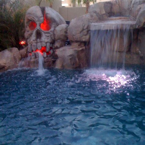 Backyard Skulls by 21 Best Cave Pools Images On Pools
