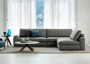 Schlafsofa Mit Separater Matratze : sofa mit separater chaise longue berto salotti ~ Sanjose-hotels-ca.com Haus und Dekorationen