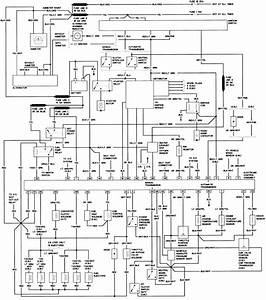 Starter Wiring Diagram For 1990 Bronco