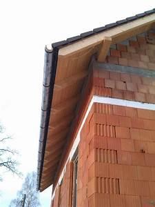Zakončení střechy