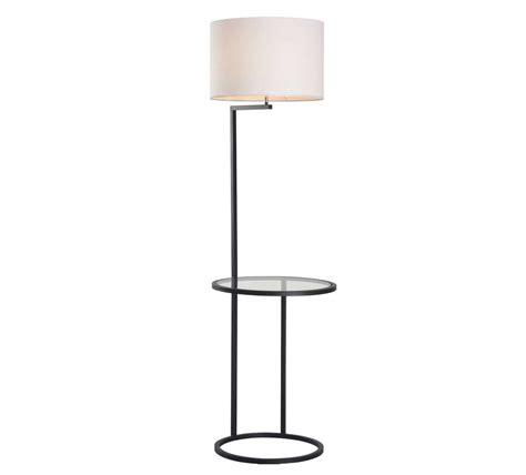 modern floor lamp  floor table