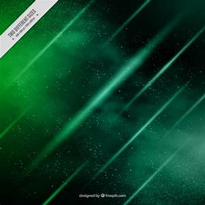 Green Asteroids Background Vector | Premium Download