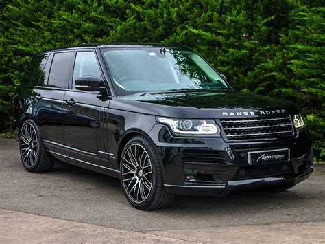 land rover vogue 2017 range rover 3 0 td v6 vogue autovogue range rover