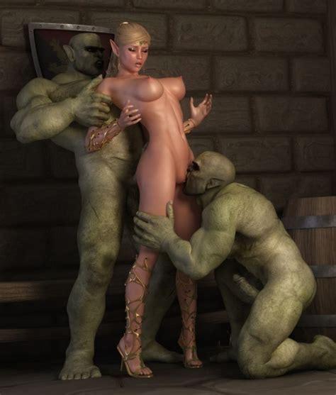 3d Monster Troll Elf Porn 3d Fantasy Luscious
