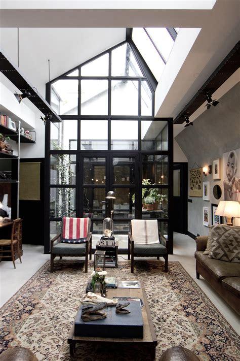 garage loft bricks studio