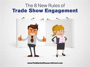 8 New Rules of Trade Show Engagement