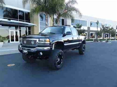 automobile air conditioning service 2006 gmc sierra 2500 lane departure warning buy used 2006 gmc sierra 2500hd cst lift beautiful