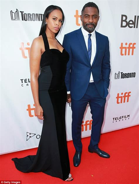 Idris Elba is dating Sabrina Dhowre, 16 years his junior ...