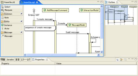 Sequence Diagram Staruml Tutorial by Amaterasuml Project Amateras