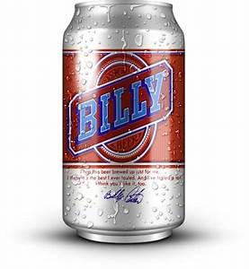 Can Of Billy Beer By FearOfTheBlackWolf On DeviantArt