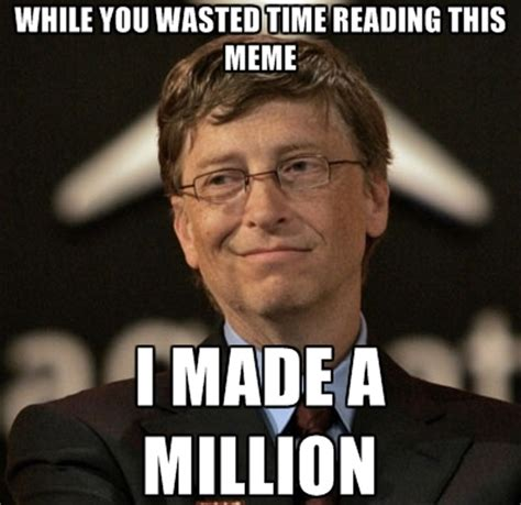 Bill Meme - discover mass of funny facebook status and funny jokes quotes bill gates funny