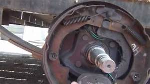 How Trailer Brakes Work  U0026 How To Inspect  Quick Short