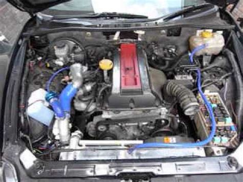 rx running  saab  turbo engine youtube