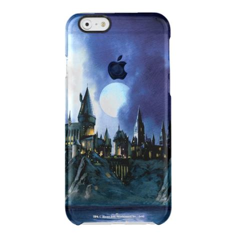 cool moon light iphone 6s harry potter hogwarts by moonlight clear iphone 6 6s
