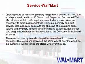 Walmart value chain analysis