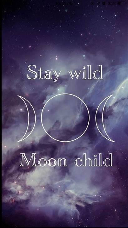 Witchy Iphone Wallpapers Hippie Moon Quotes Wild