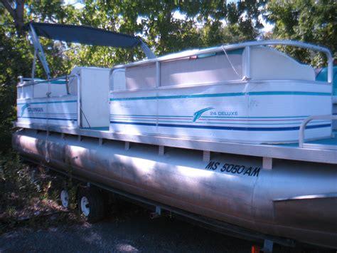 Grumman Pontoon Boat Seats by Grumman Pontoon Boat For Sale From Usa