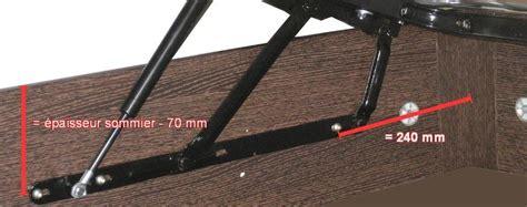 destockage canape angle paire de mécanismes assistés par vérins à air comprimé