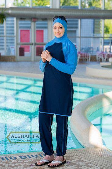 laguna long tunic islamic swimsuit   swimsuits