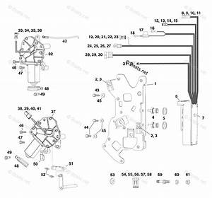 Evinrude Outboard Parts By Hp 200