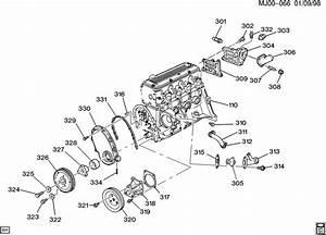 Chevrolet Cavalier Engine Asm