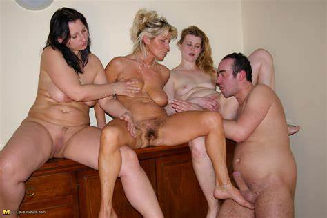 Selection Of Comely Mature That Love