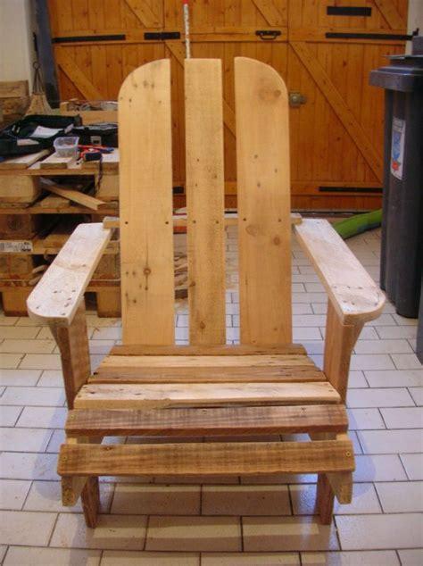 siege en palette fauteuil adirondack récup 39 way of