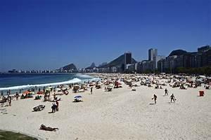 Copacabana Beach - Most Visited Summer Destination From