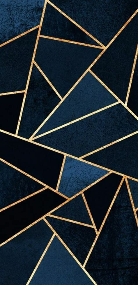Gold Blue Wallpaper Background by My Favorite Combo Blue With Gold Wallpapers In