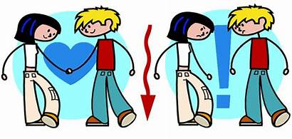 Relationship Clip Clipart Healthy Unhealthy Relationships Relation