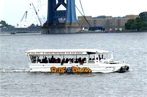Duck Boat Tours In Philadelphia by Ride The Ducks Of Philadelphia Philadelphia Pa Address