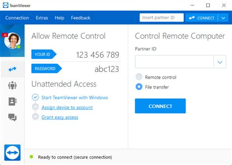 Teamviewer is a popular professional choice for remote management for external service providers and for getting team members in different locations together for online meetings. TeamViewer - The Portable Freeware Collection