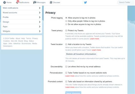 page privacy how to check social media privacy settings social media