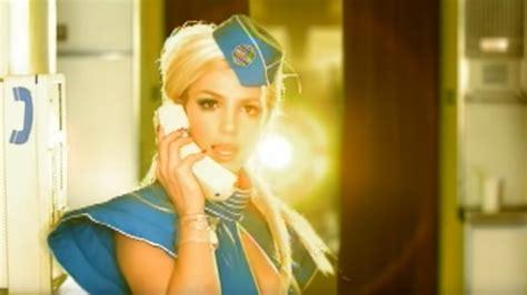 Israeli Airline El Al Spoofs Britney Spears' 'toxic' Video