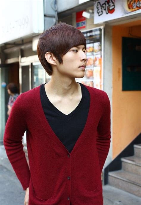 Korean Hairstyles Boy by 17 Best Images About Korean Guys Hairstyles Asian Guys