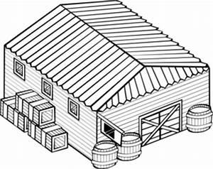 Warehouse Clip Art at Clker.com - vector clip art online ...