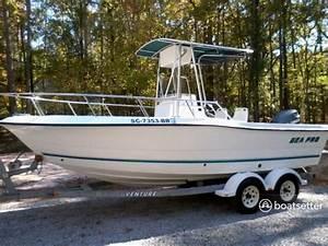 Rent A 2002 21 Ft  Sea Pro Boats 210 Cc In Key Largo  Fl