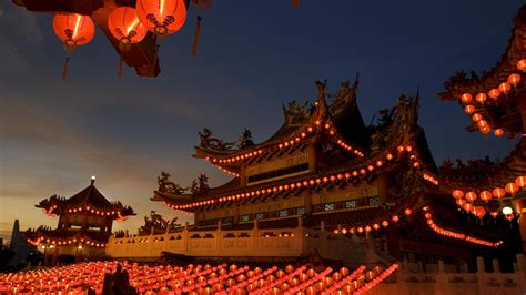 chinese temple wallpaper gallery