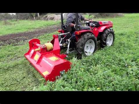 trattori cabinati usati trattore a carraro tigre 3200 con trincia erba delmorino