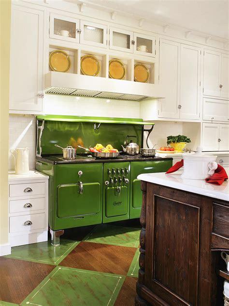 bright green kitchen photos hgtv 1799